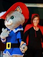 Le chat botté et le petit chaperon rouge